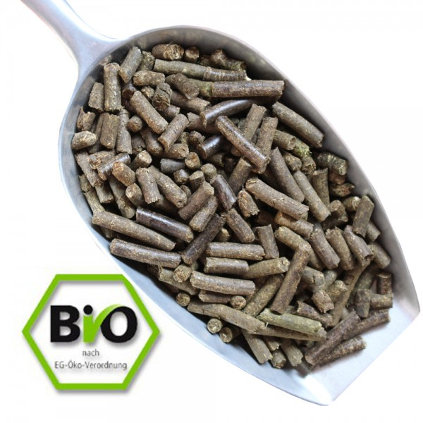 Bio-Topinamburkrautpellets