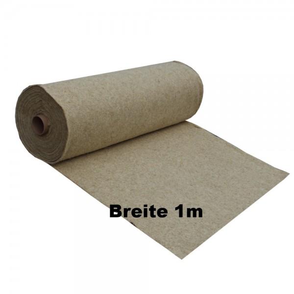 Hanfmatten-5 mm Meterware (Breite 1 m)