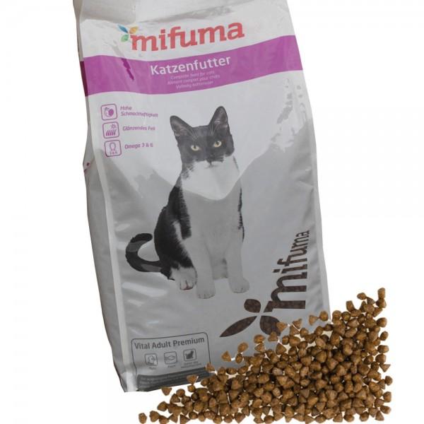 Katzenfutter Vital Adult Premium 5 kg