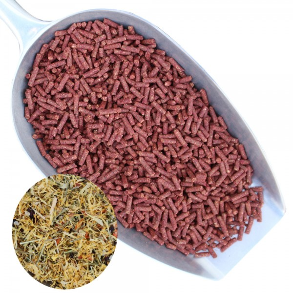 SL Reis-Gemüsetopf Pellets für Nager